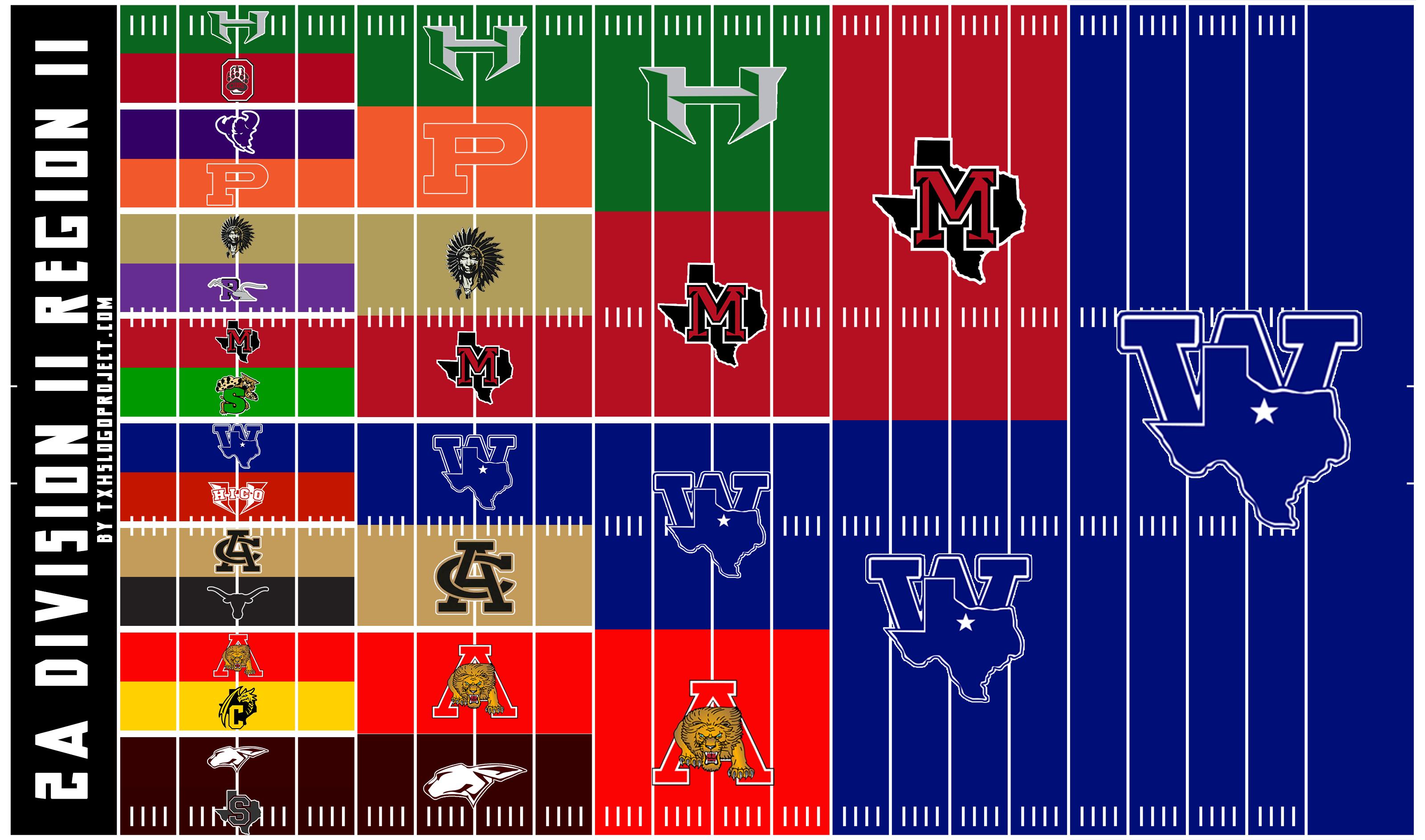 2A Division II Region II