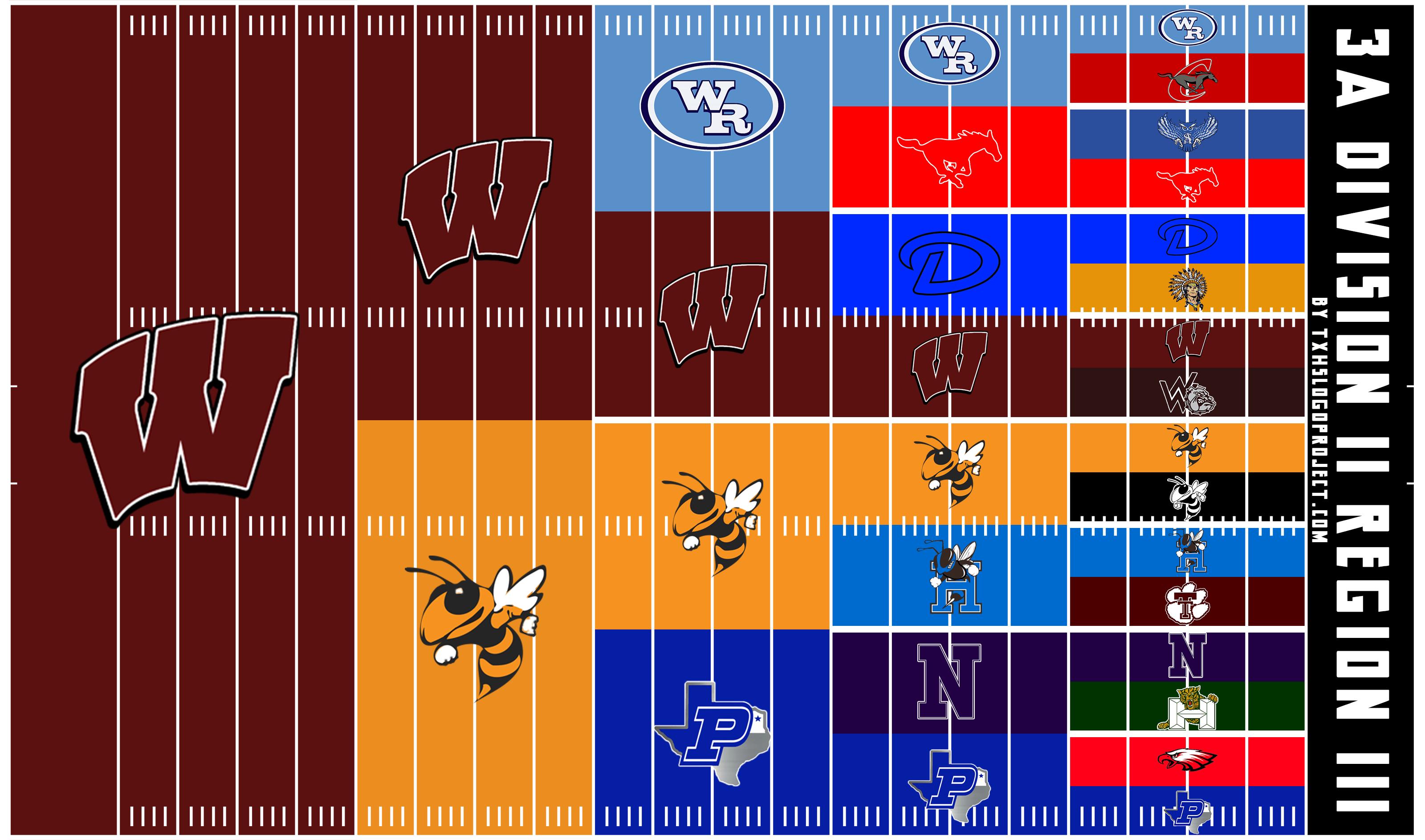 3A Division II Region III